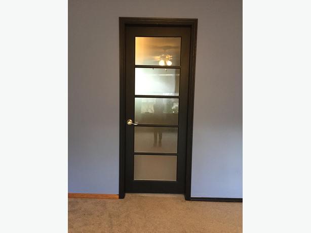 5 panel shaker interior door saanich victoria - Interior shaker doors panel ...