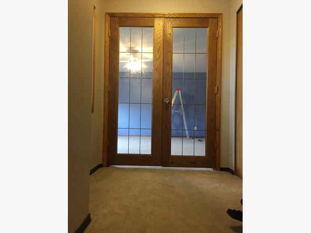 Interior double swing doors saanich victoria - Swinging double doors interior ...
