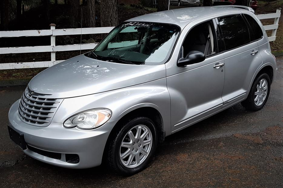 2007 Chrysler Pt Cruiser West Shore Langford Colwood Metchosin Highlands Victoria
