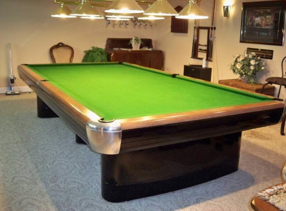 Pool Tables Kitchener   6x12 Snooker Billiards Table Delivery Included  Outside