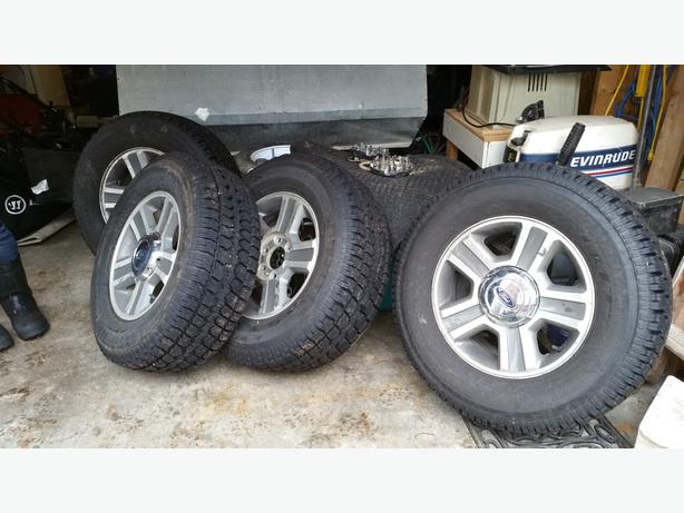 Winter Tires, 265/70R17
