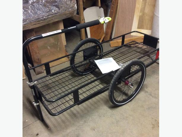 Tony Hoar Bike Trailer New
