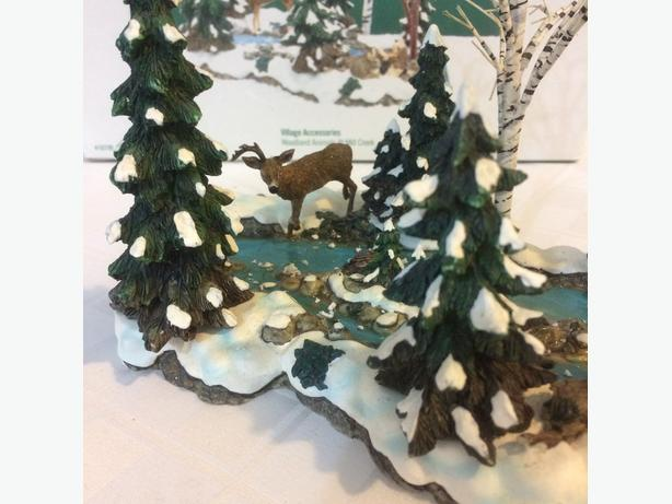 Dept 56 Woodland Animals at Mill Creek (Christmas)