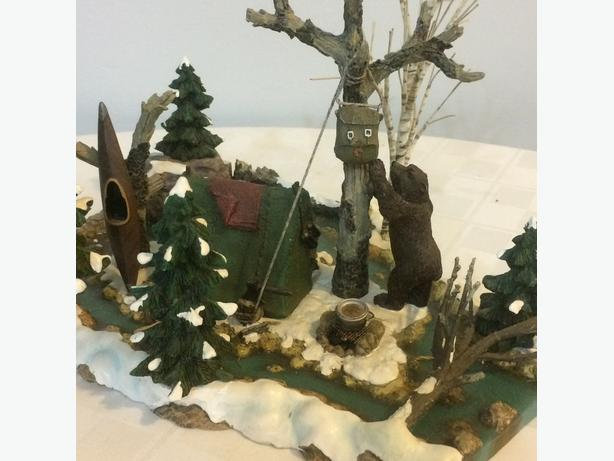 Dept 56 Mill Creek Campsite (Christmas)
