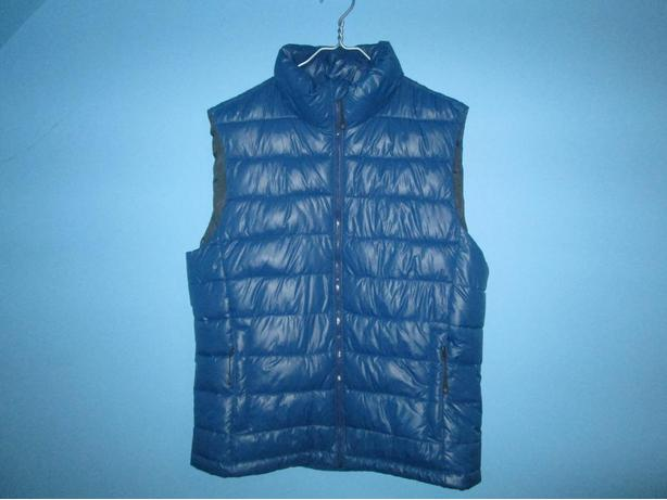 Old Navy blue vest Size M