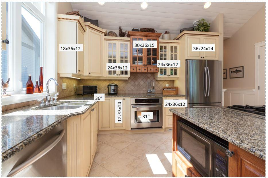 Complete kitchen wood cabinets w gas cooktop wall oven for Kitchen cabinets york region