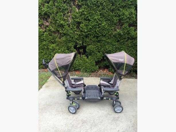 fisher price wagon stroller