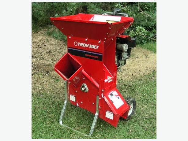 Troybuilt Chipper-Shredder