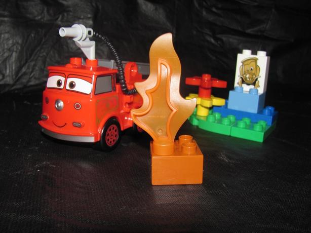 Lego duplo cars red 6132 hull sector quebec ottawa for Modele maison lego duplo