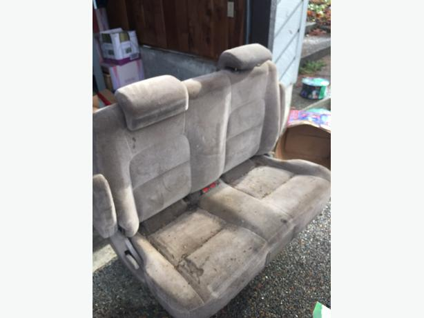free bench seat for dodge caravan