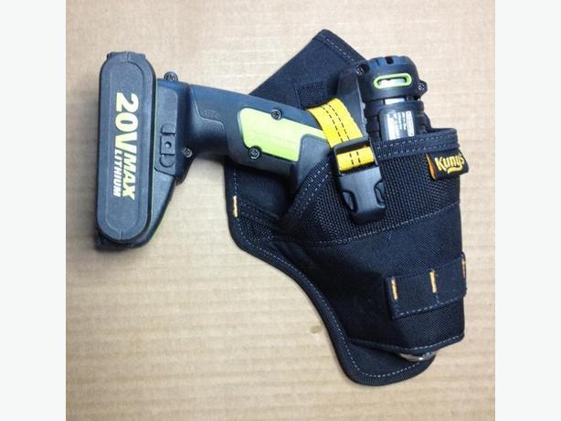 Drill/Driver Holster – Brand New