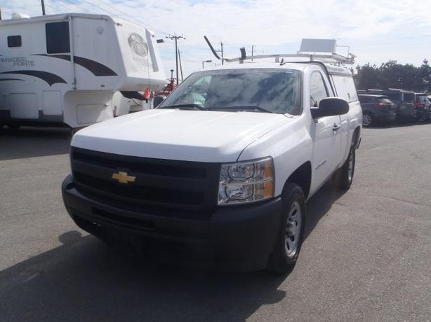 2010 Chevrolet Silverado 1500 Regular Cab Standard Box 2WD Canopy with Roof Rack