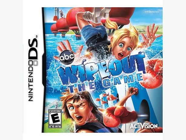 WIPE OUT THE GAME NINTENDO DS GAME IN ORIGINAL CASE