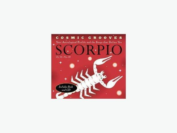 SCORPIO - YOUR ASTROLOGICAL PROFILE BOOK AND CD - NEW