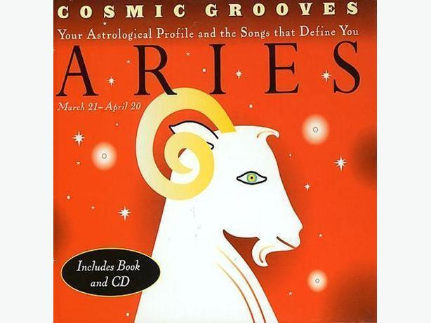 ARIES - YOUR ASTROLOGICAL PROFILE BOOK AND CD - NEW