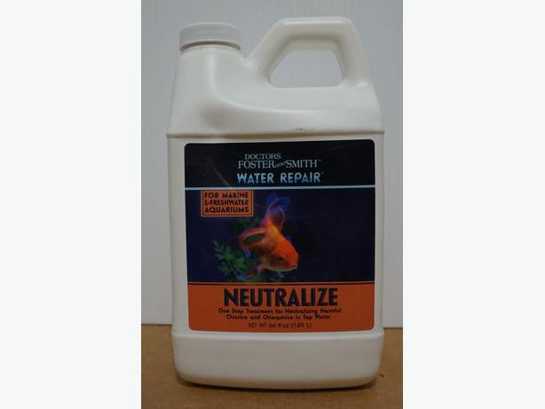 "Water Repair ""Neutralize"" One-Step Treatment for Aquarium Water"