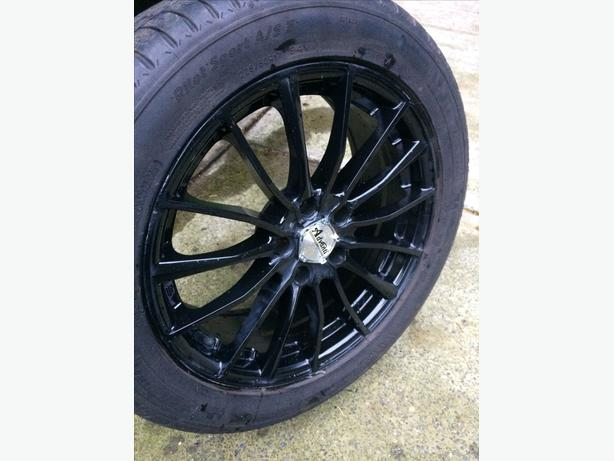 ADVANTI racing rims