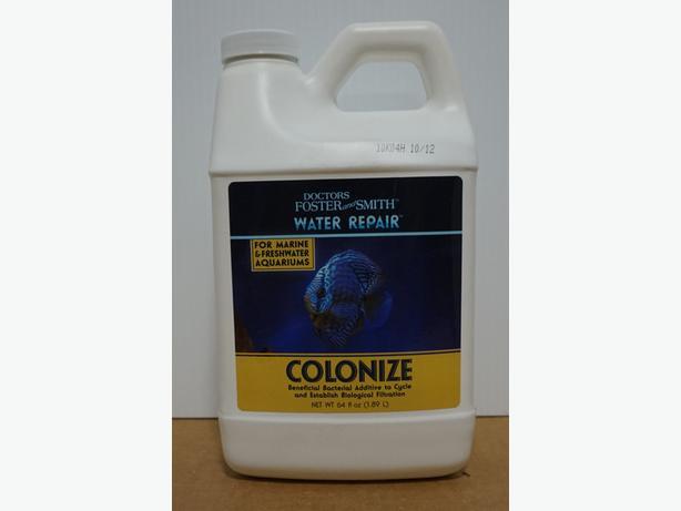 "Water Repair ""Colonize"" Bacterial Additive for Aquarium Biological Filtration"
