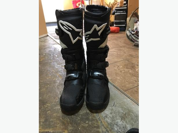 Mens Dirt Biking Boots