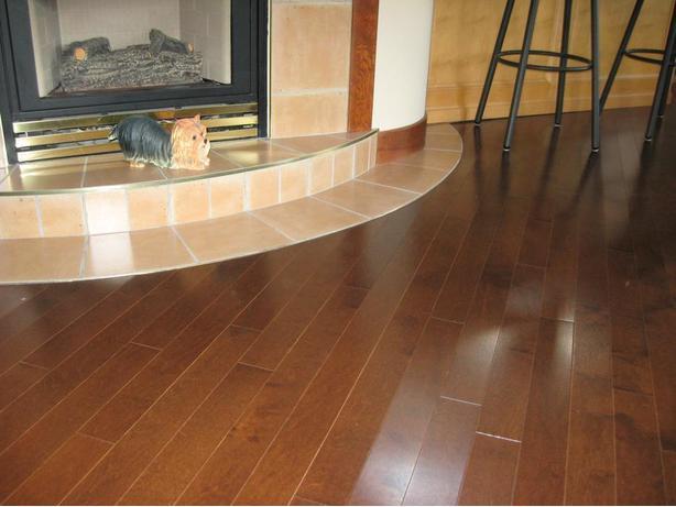 Lauzon prefinished hardwood flooring