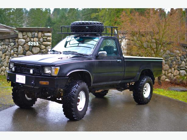 1989 Toyota Pickup 4x4