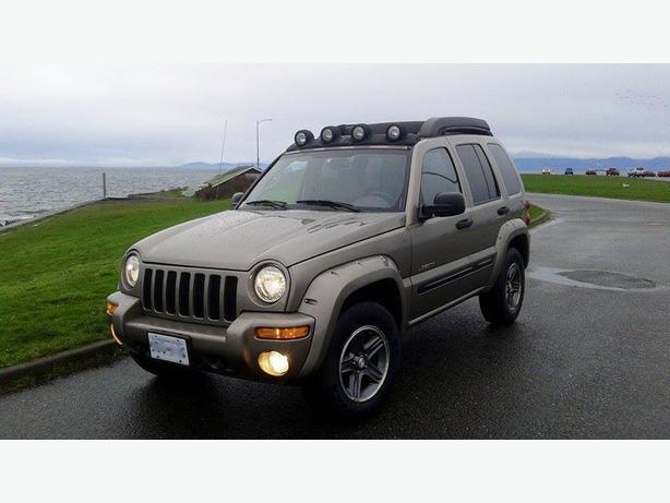 2004 jeep liberty 4x4 renegade edition victoria city victoria mobile. Black Bedroom Furniture Sets. Home Design Ideas