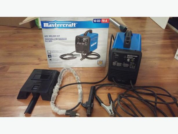Arc Welder - used once for small home project