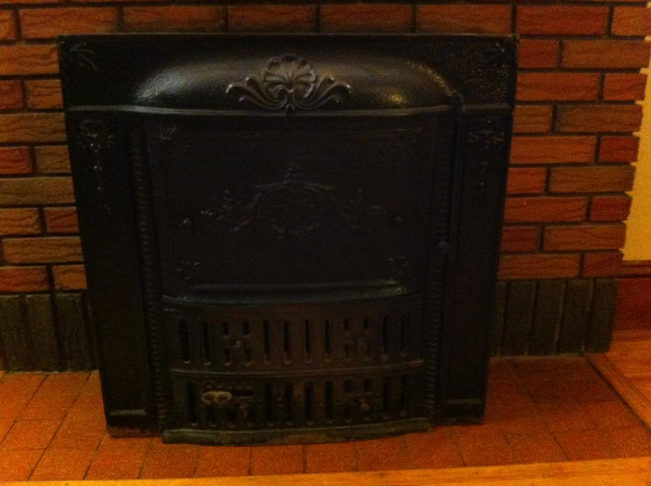 Antique Fireplace Insert For Sale Charlottetown Pei
