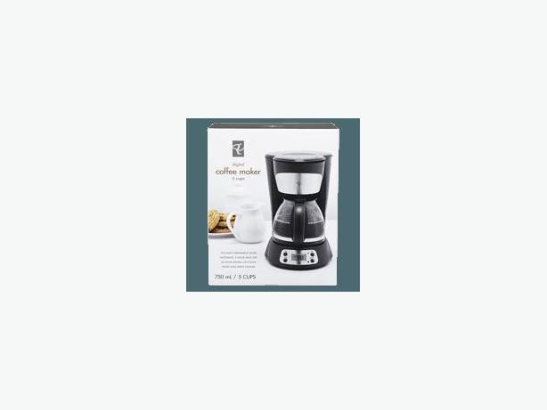 PC 5 Cup Coffee Maker
