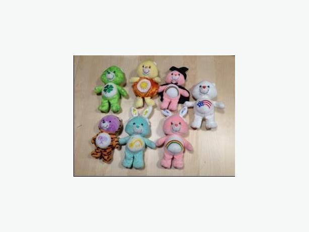 "CARE BEARS - 8"" SPECIAL OCCASION COLLECTION - LIKE NEW"