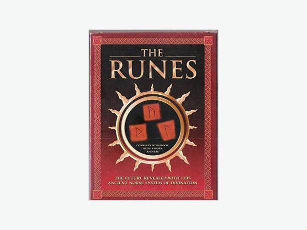 THE RUNES DELUXE BOX SET - LIKE NEW