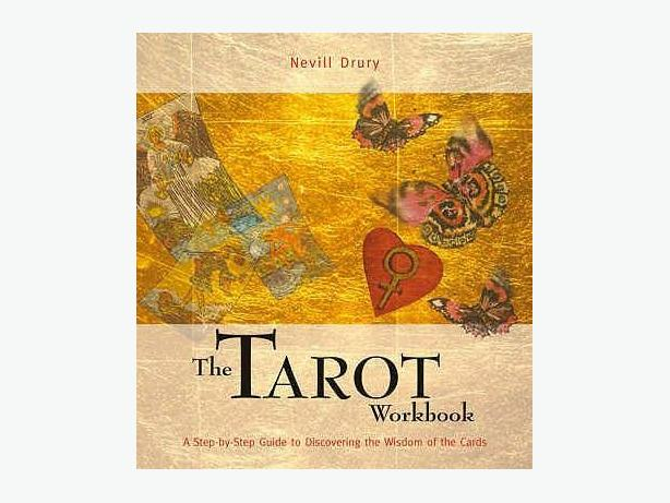 BOOK - THE TAROT WORKBOOK - NEW
