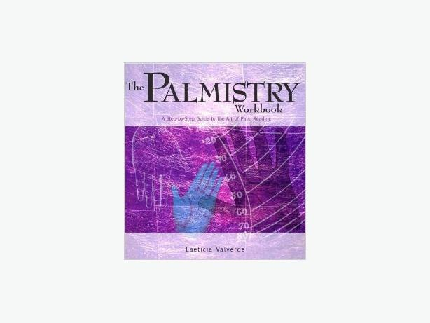 BOOK - THE PALMISTRY WORKBOOK - NEW