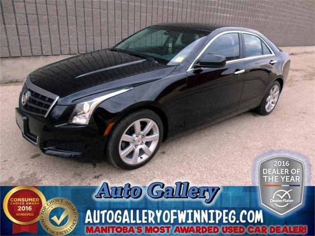 2014 Cadillac ATS *Leather/Sunroof*