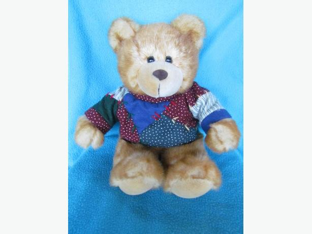 Striking Ginger Bear Plush 15""