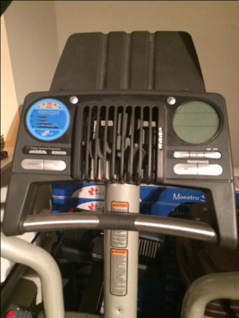 free spirit 110 elliptical manual