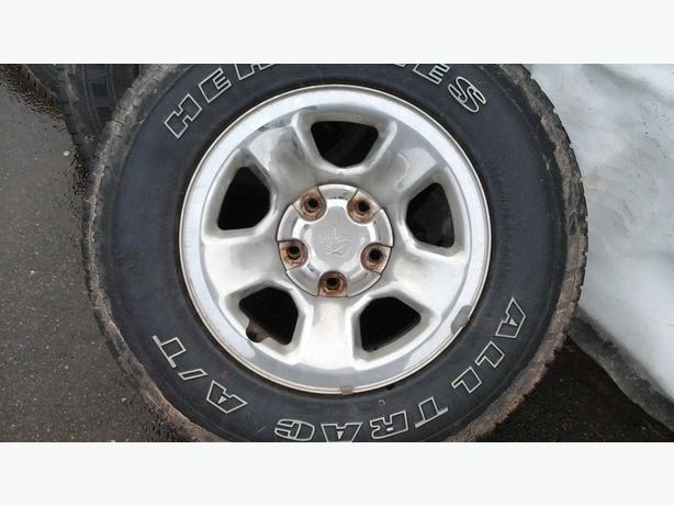 17 inch ram wheels