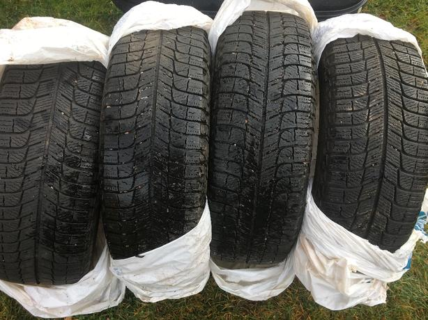 michelin winter tires