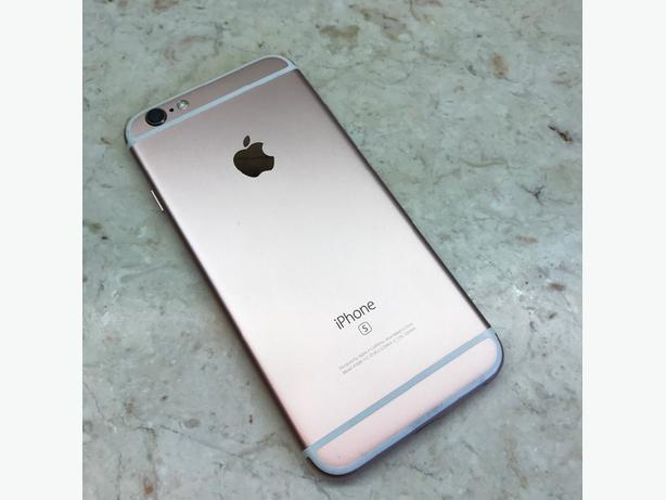 unlocked iphone 6s 128g west shore langford colwood