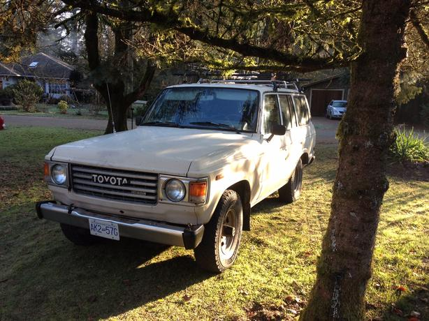 *REDUCED!* Toyota Landcruiser BJ60