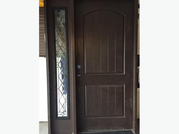 CODEL Front Door With Sidelight South Regina, Regina