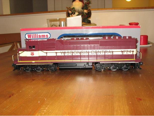 Wisconsin SD-45 diesel