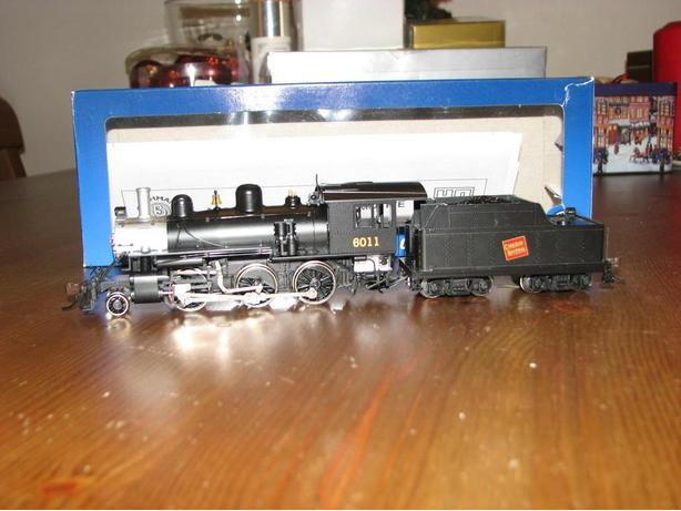 Canadian National HO Scale 2-6-0