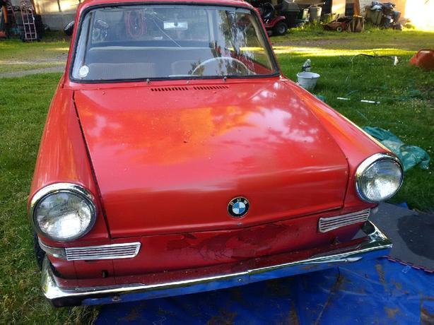BMW Isetta 700