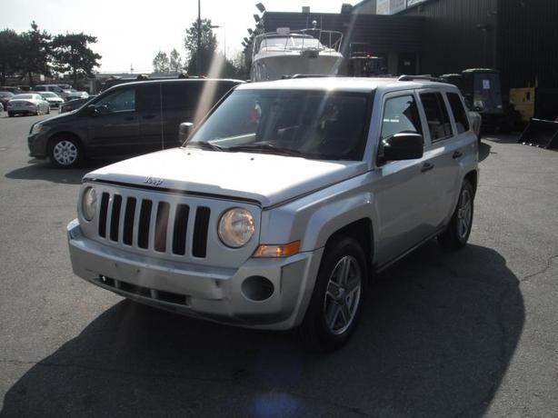 2007 Jeep Patriot 4WD