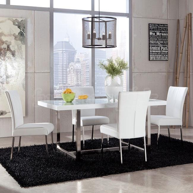 Ashley Furniture Tempered Glass Dining Table South Regina