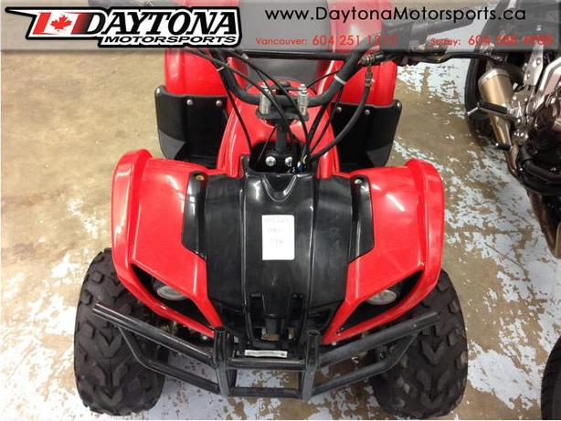 * SOLD * 2009 ZSTAR ATV Off Road * Perfect for Christmas! *