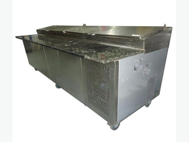 MKE PIZZA PREP COOLER 99""