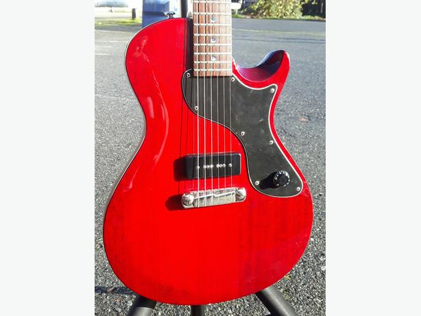 PRS Paul Reed Smith SE One Electric Guitar Cherry w/ P90 Pickup