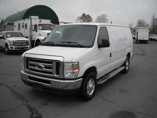 2012 Ford Econoline E-250 Cargo Van